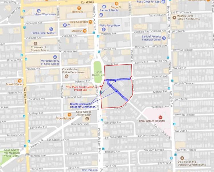 map street closure-Nov 2017